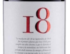 18 Cabernet Sauvignon