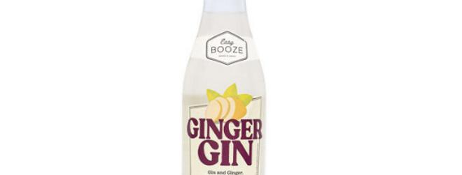 Ginger Gin Easy Booze Garrafa