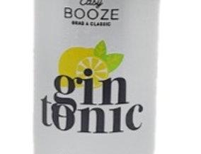 Gin Tônica Easy Booze Lata