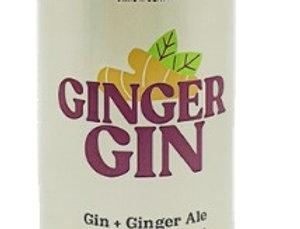 Ginger Gin Easy Booze Lata