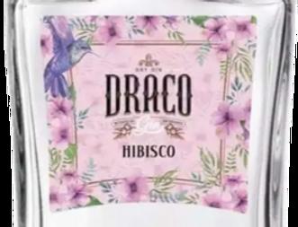 Gin Draco Hibiscus 750ml