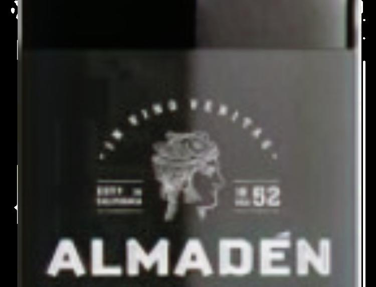Vinho Almaden Tinto Seco Cabernet Franc