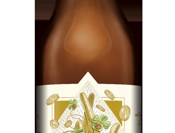 St. Patricks Pilsen 355 ml