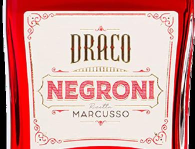 Gin Draco Negroni 750ml