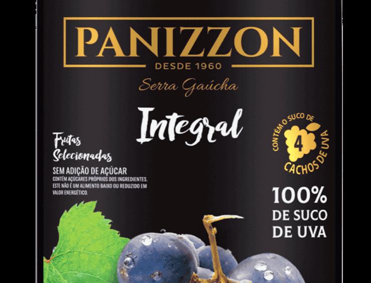 Suco de Uva Tinto Integral Panizzon 300ml