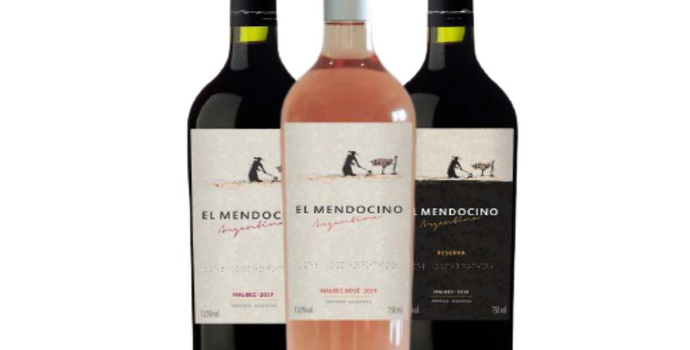 Combo El Mendocino I - Trio Malbec