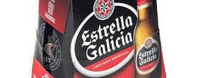 Estrella Galicia Long Neck 355ml - pack com 12 unidades