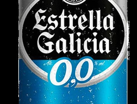Estrella Galicia Lata 0,00%