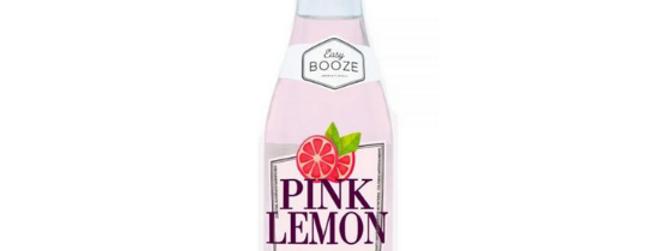 Pink Lemonade Easy Booze Garrafa