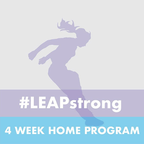 #LEAPstrong