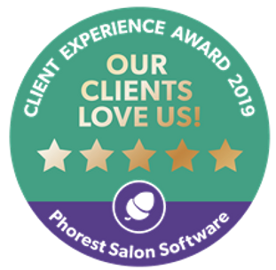 5 Start Client Award for Beautyroom Roth