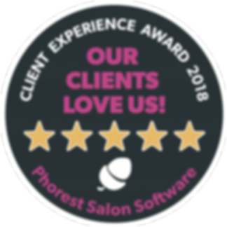 Beautyroom Gets another 5 Star Client Cu