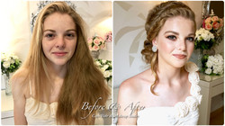 Cath Hair And Makeup Studio - Before & A