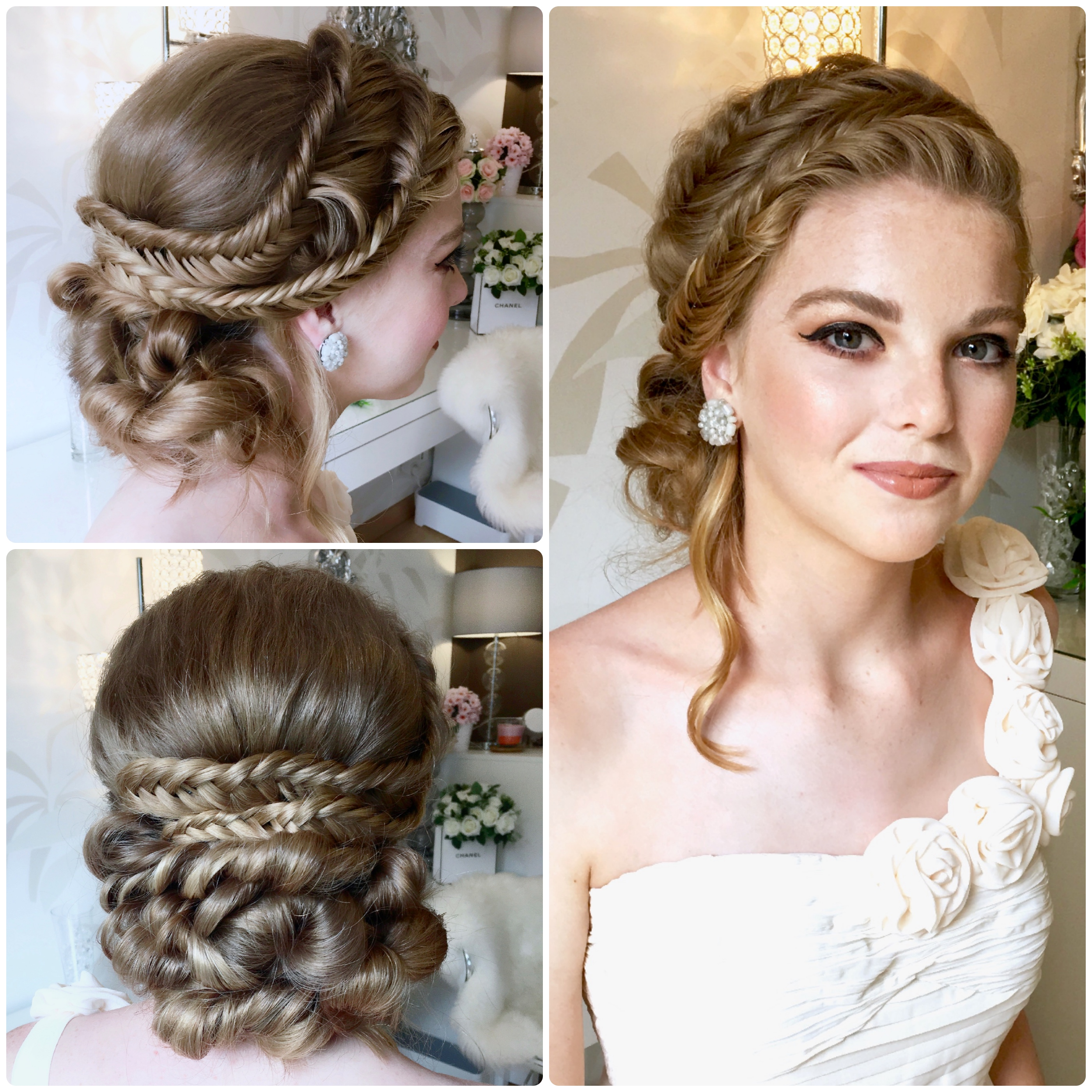 Cath Hair & Makeup Studio - Mariage
