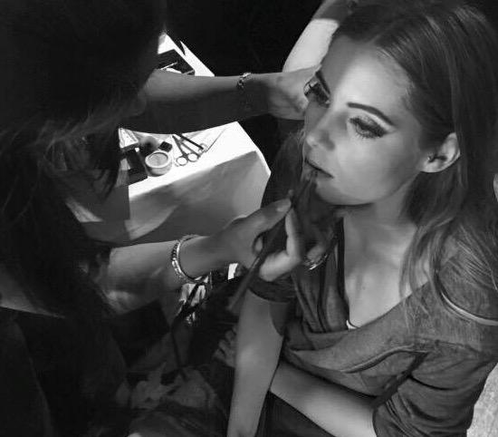Cathleen Bilien makeup artist