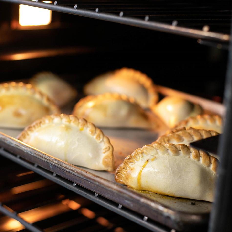 Baking Empanadas