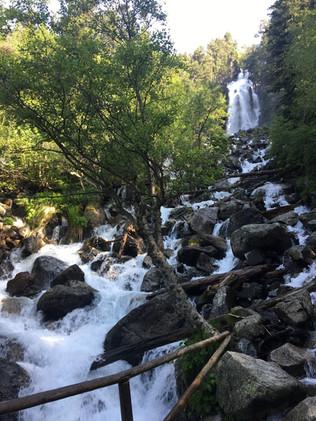 Cascada La Ratera
