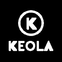 Keola-logo-black-and-white-negative