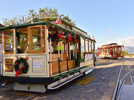 #CableCarChristmas -The 2019 Edition