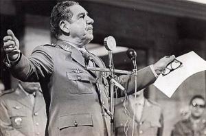 Presidente Artur da Costa e Silva (1967-1969).