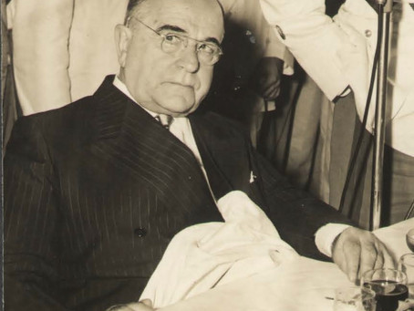 """Getúlio Vargas e o """"tribunal da História"""""""