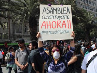 Superar a sombra do ditador pelas vozes das ruas: as eleições de 2021 no Chile