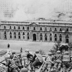48 anos do Golpe do Chile - Um filme, um livro, uma música
