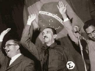 O velho líder integralista e a censura