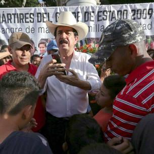 Golpe de Estado no século XXI: o caso de Honduras (2009)