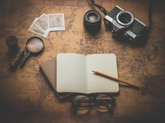 Claquete 1: memórias sobre passados não projetados