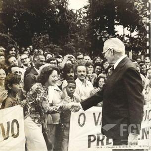A transição democrática em Joinville