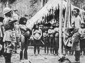 Da cruz à espada: a política indigenista nos primeiros anos da República no Brasil