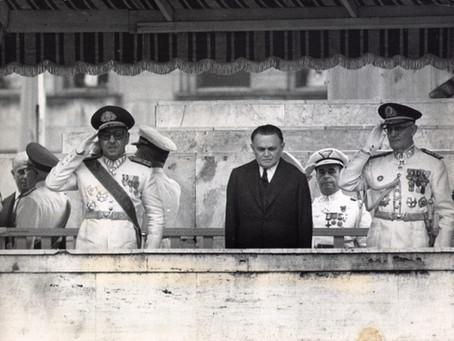 Exército anuncia disponibilização do acervo do ditador Castelo Branco. Mas qual Castelo Branco?