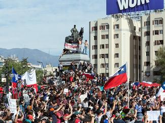 Apontamentos sobre o estalido social de outubro de 2019 no Chile