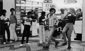 Movimento Black Rio - Acervo O Globo