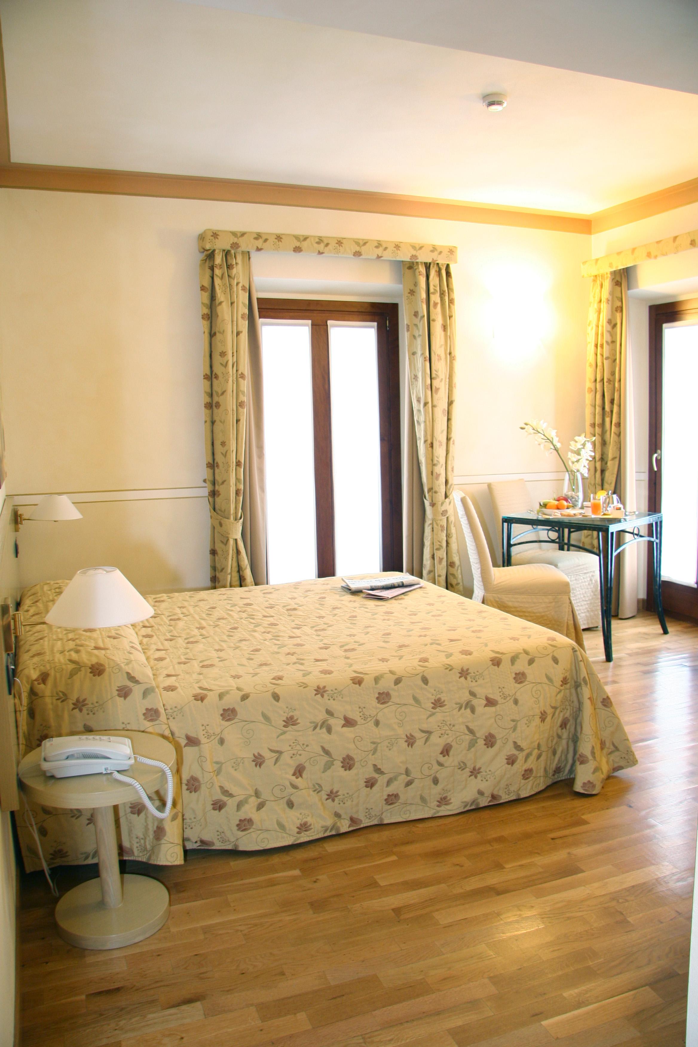 Villa Bregana_camera hotel