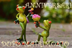 Dopo Matrimonio, Anniversari A