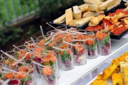 Villa Renoir buffet