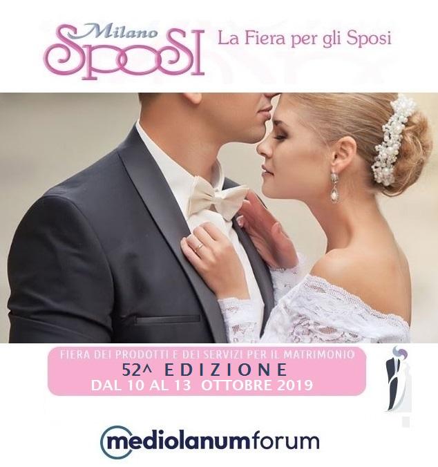 Milano Sposi Ott 2019