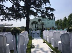 Villa Renoir cerimonia