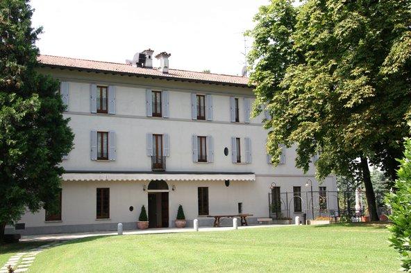 Villa Bregana esterno