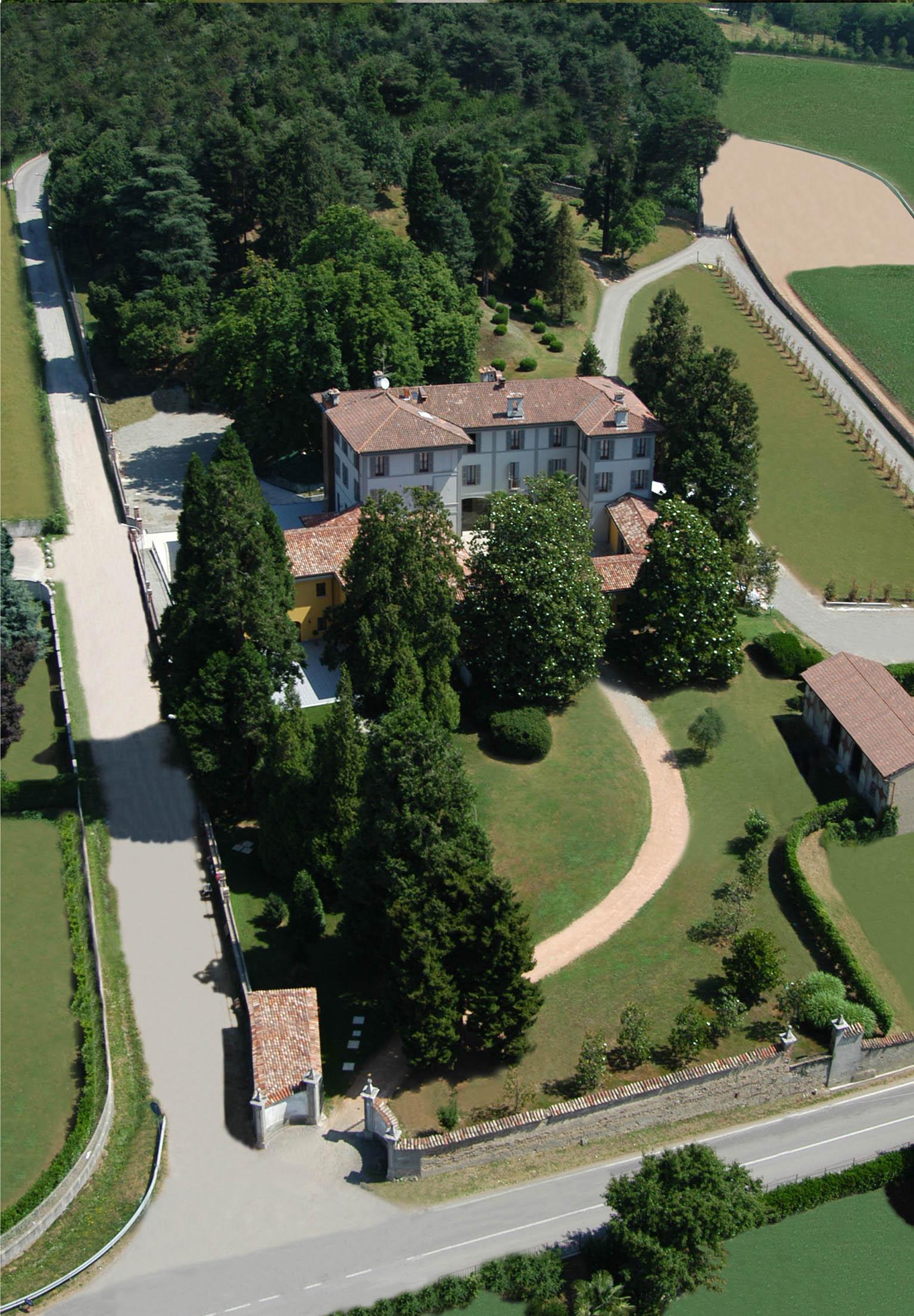 Villa Bregana_foto panorama