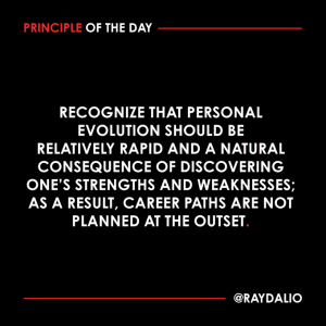 Inspiration From Ray Dalio
