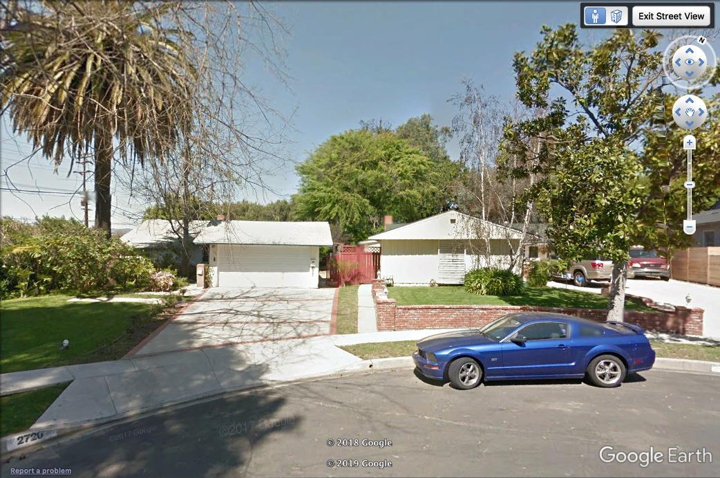 2720 Dunleer Place, Google earth