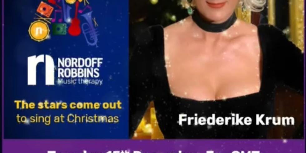 Nordoff Robbins Christmas carol Live Stream