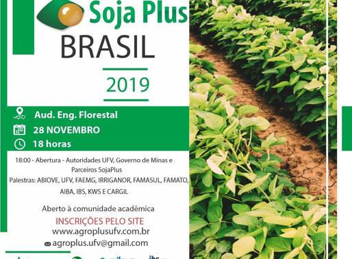 Abertas as inscrições para o Seminário Soja Plus Brasil 2019
