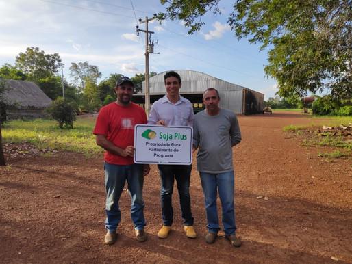Inicio das atividades do Soja Plus no Maranhão