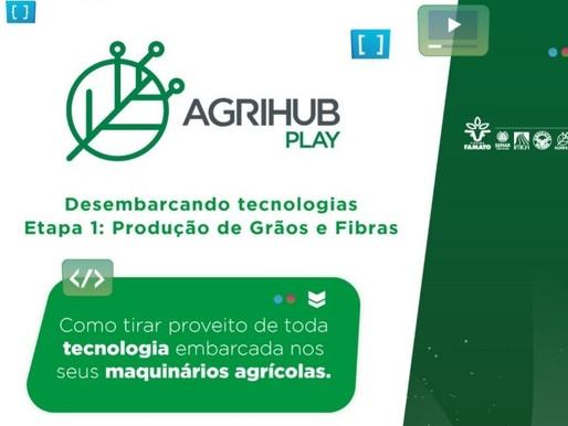 """AgriHub Prepara a Série """"Desembarcando Tecnologias"""""""