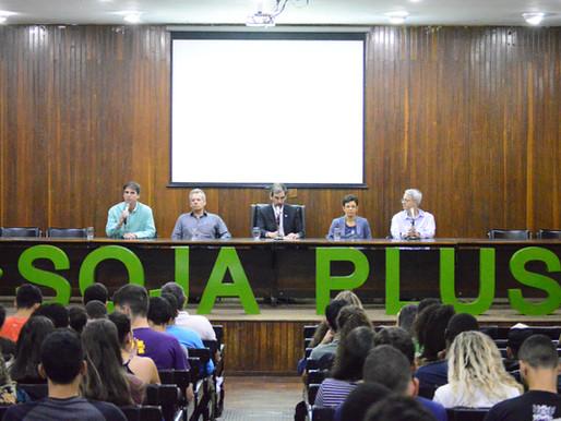 Seminário SojaPlus Brasil 2019