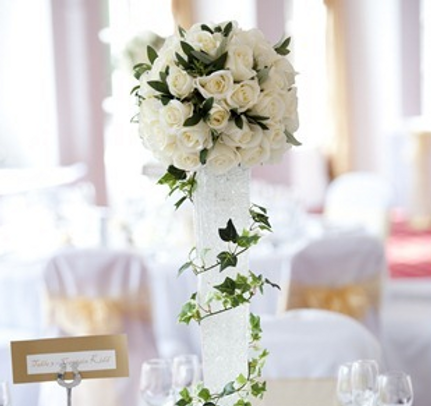 Stunning Tall Vases For Hire